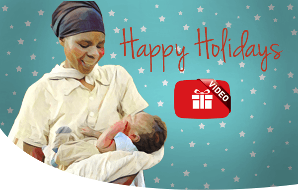 Happy and healthy Holidays from Jhpiego